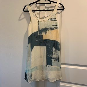 Aritzia Wilfred Silk Swing Dress Size XS